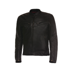 OLYMPIA - VINCENT LEATHER JACKET