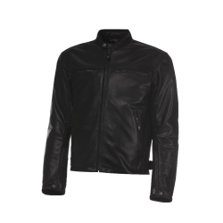 OLYMPIA - BISHOP LEATHER JACKET