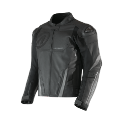 OLYMPIA KANTO Leather Sports Jacket