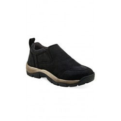 Old West - Distress Black MB2063 Mens Casual Shoes