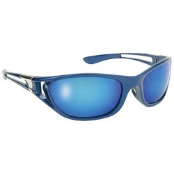 KD'S - Blue Ice - Polarized Blue Mirror - Blue