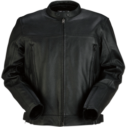 Arsenal Leather Jacket by Z1R