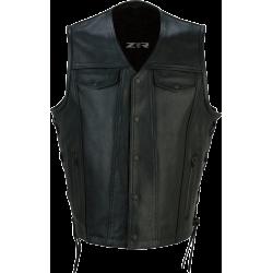 Gaucho Mens Leather Vest