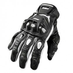 JOE ROCKET Blaster gloves black / white