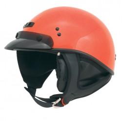GM35 Half Helmet- Fully Dressed Blaze Orange