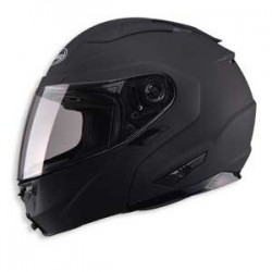 GM64 Full Face Modular Helmet Matte black