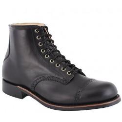 Men's WM. Moorby footwear 2821Horween Black Chrome