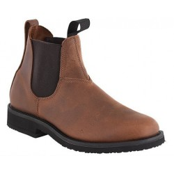 "Men`s CANADA WEST® Romeos - 14338 6"" Crazy Horse - Vibram Longhaul sole"