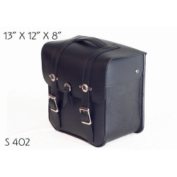 S401 plain - Square Rear Luggage