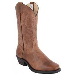 """Men's Canada West Beirut Roble 12"""" Westerns Style 5553"""