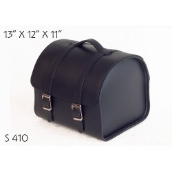 S410- plain Round Rear Luggage