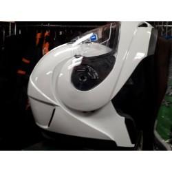 CKX Tranz Modular Helmet White