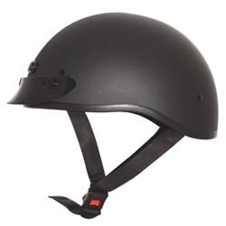 Zox Nano Custom Half Helmet Matte Black