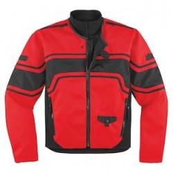 Icon Brawnson Textile Jacket Red/Black