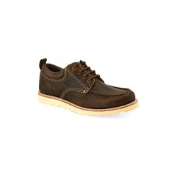 Old West OUTDOORS - 98105 Mens CHAMP Brown Genuine Leather Outdoor Shoes with EVA Sole