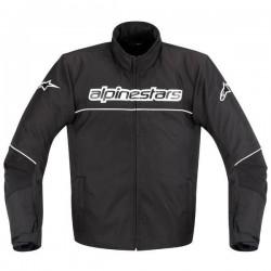 Alpinestars AST-1 Waterproof Motorcycle Jacket Black/White