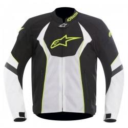 Alpinestars T-GP-R Air Jacket Black/White/Yellow