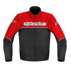 Alpinestars AST-1 Waterproof Motorcycle Jacket Red/Black/White