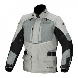 Alpinestars Andes Drystar Jacket Gray/Black