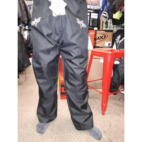 Riding Pants with Silver Design