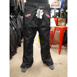 Riding Pants with Pink Design
