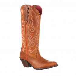 """Durango Ladies Crush 14"""" Sarah Darling Brown/Coral Boots DCRD186"""