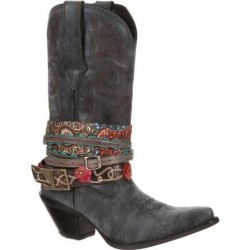 "CRUSH BY DURANGO 12"" WOMEN'S ACCESSORIZE WESTERN BOOT- DCRD146"