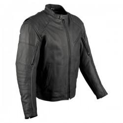 Joe Rocket's V-SPORT Leather Jacket Black