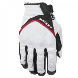 AURORA GLOVE White /Red /Black