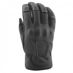 JOE ROCKET GASTOWN LEATHER GLOVES Black