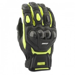 Joe Rocket's BLASTER SR Leather Gloves Hi Vis