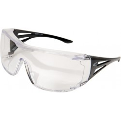 "Ossa ""Fit Over Rx"" 1045 LENS TECH Non-Polarized Clear"