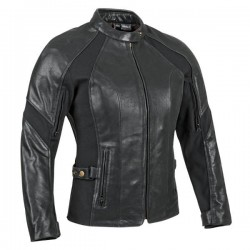 RIVIERA LEATHER JKT BLACK Large