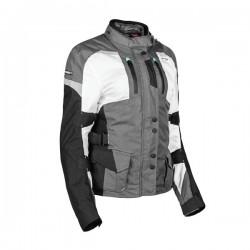 Joe Rocket Ladies Ballistic Jacket Grey/White