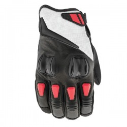 Joe Rocket's - ATOMIC Glove White /Red