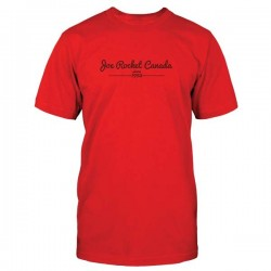 ANNIVERSARY T-SHIRT RED MED