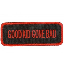 GOOD KID GONE BAD