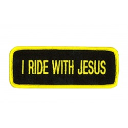 I RIDE WITH JESUS