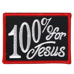 100 % FOR JESUS