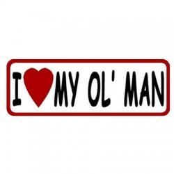 I LUV MY OL' MAN