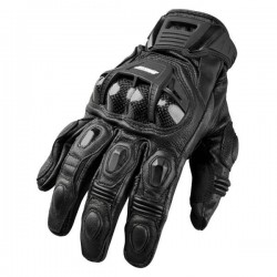Joe Rocket's BLASTER SR Leather Gloves Black