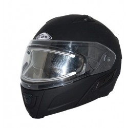Condor Snow SVS Modular helmet Black / Matte black Double Shield