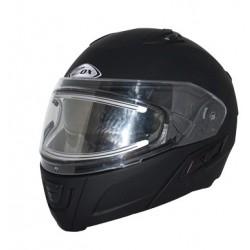 Condor Snow SVS Modular helmet Black / Matte black Double Shield