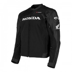 Joe Rocket HONDA SUPERSPORT Textile Jacket Black