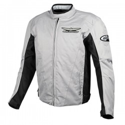 JOE ROCKET HONDA GOLDWING TEXTILE JACKET - Grey