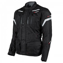 Joe Rocket's BALLISTIC 14.0 Textile JacketT - Black