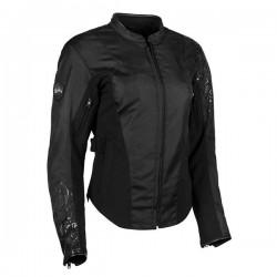 Joe Rocket's Women'S HEARTBREAKER 12.0 Textile Jacket Black