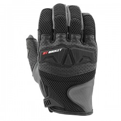 JOE ROCKET TRANS CANADA MESH GLOVES - Grey/Black