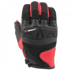 JOE ROCKET TRANS CANADA MESH GLOVES - RED