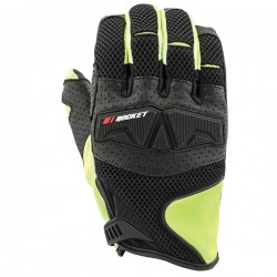 Joe Rocket's TRANS CANADA MESH Hi - Vis Gloves